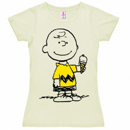 Snoopy Charlie Brown shirt dames