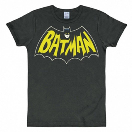 Batman Bat shirt heren slim fit
