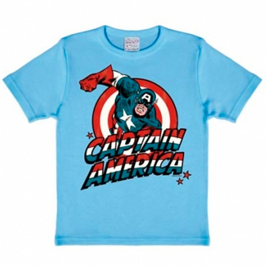 Captain America kinder shirt