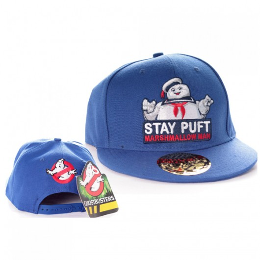 Ghostbusters stay puft pet