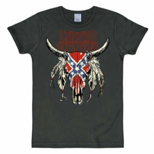 Lynyrd Skynyrd shirt heren slim fit