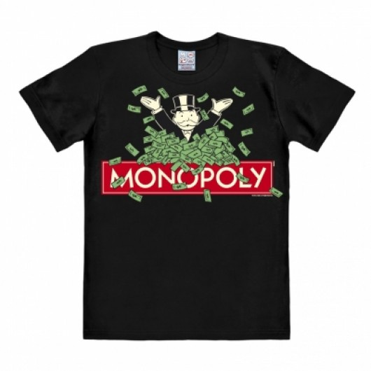 Monopoly shirt heren