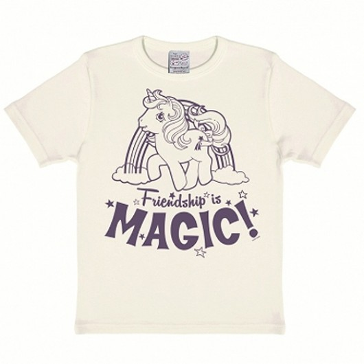 My little pony Magic kinder shirt roze