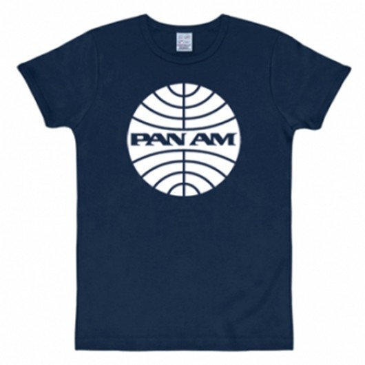 Pan Am shirt heren slim fit