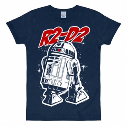 Star Wars R2-D2 shirt heren slim fit