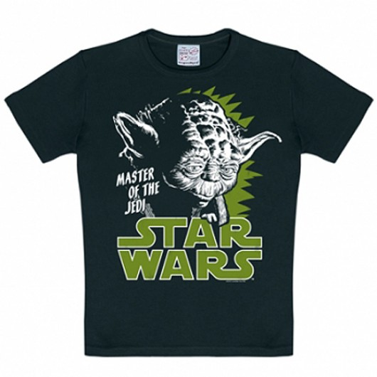 Star Wars Yoda kinder shirt