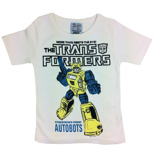 Transformers Bumblebee kinder t-shirt
