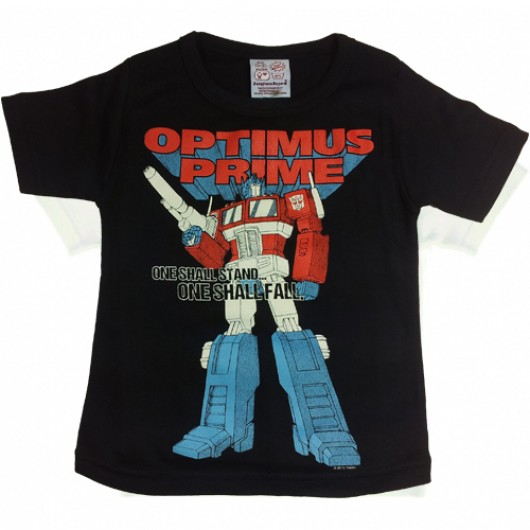 Transformers Optimus Prime kinder t-shirt