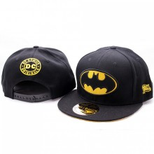 Batman logo pet zwart