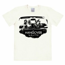 Hangover love to party shirt heren easy fit