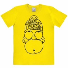 Simpsons Homer shirt heren easy fit